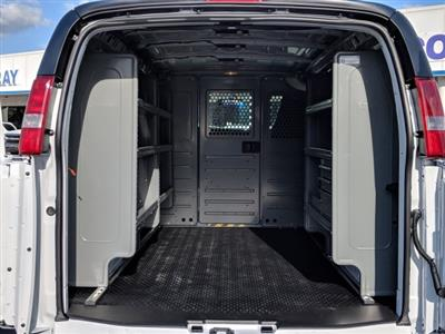 2018 Express 2500 4x2,  Adrian Steel Commercial Shelving Upfitted Cargo Van #J1334052 - photo 2