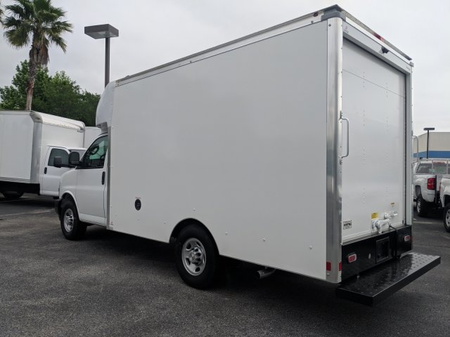 2018 Express 3500 4x2,  Supreme Spartan Cargo Cutaway Van #J1336635 - photo 6