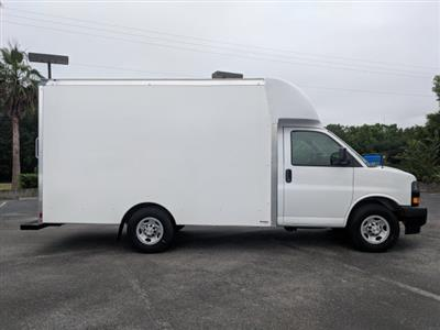2018 Express 3500 4x2,  Supreme Spartan Cargo Cutaway Van #J1336635 - photo 3