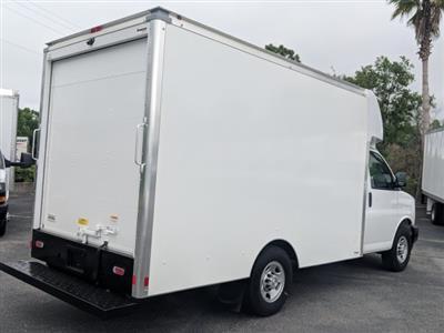2018 Express 3500 4x2,  Supreme Spartan Cargo Cutaway Van #J1336635 - photo 2