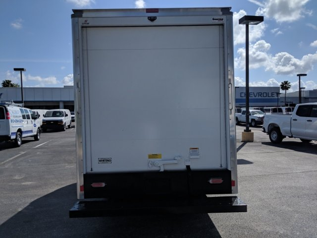 2018 Express 3500 4x2,  Supreme Spartan Cargo Cutaway Van #J1337369 - photo 5