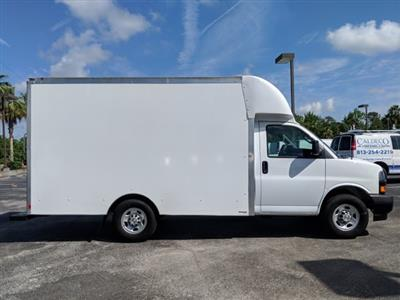 2018 Express 3500 4x2,  Supreme Spartan Cargo Cutaway Van #J1337369 - photo 4