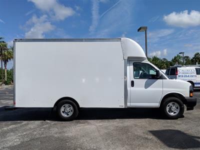 2018 Express 3500 4x2,  Supreme Spartan Cargo Cutaway Van #J1337369 - photo 3