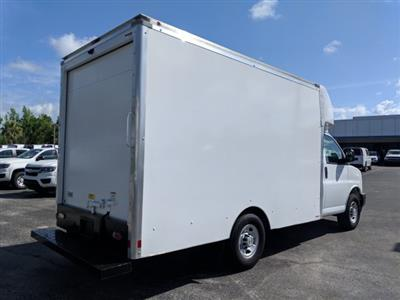 2018 Express 3500 4x2,  Supreme Spartan Cargo Cutaway Van #J1337369 - photo 2