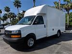 2018 Express 3500 4x2,  Supreme Spartan Cargo Cutaway Van #J1337369 - photo 8