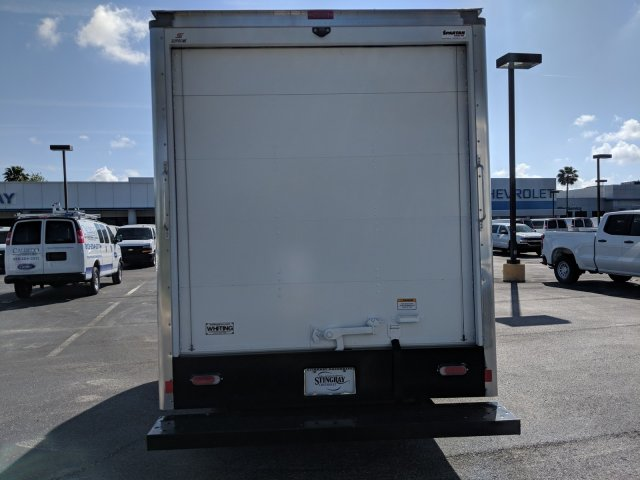 2018 Express 3500 4x2,  Supreme Spartan Cargo Cutaway Van #J1337558 - photo 5
