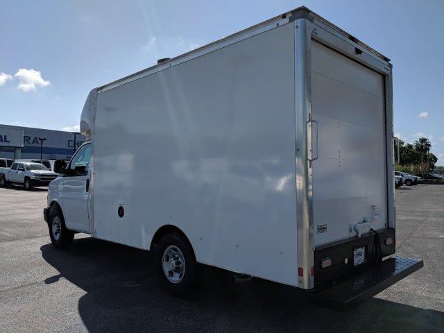 2018 Express 3500 4x2,  Supreme Spartan Cargo Cutaway Van #J1337558 - photo 6