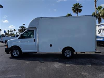 2018 Express 3500 4x2,  Supreme Spartan Cargo Cutaway Van #J1337558 - photo 7