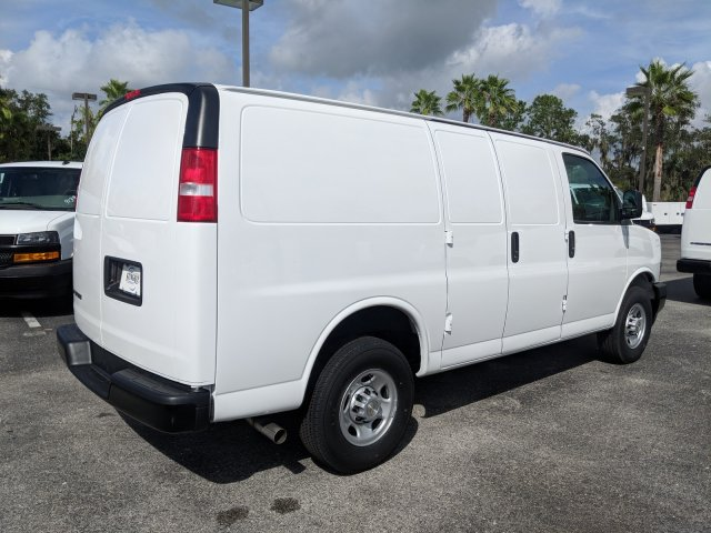 2018 Express 2500 4x2,  Upfitted Cargo Van #J1345008 - photo 7