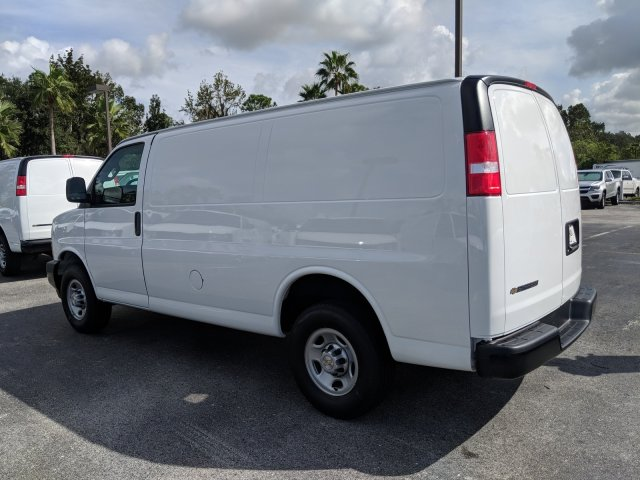 2018 Express 2500 4x2,  Upfitted Cargo Van #J1345008 - photo 3