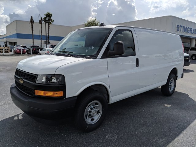2018 Express 2500 4x2,  Upfitted Cargo Van #J1345008 - photo 9