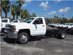 2018 Silverado 3500 Regular Cab 4x4 Cab Chassis #JF106065 - photo 1