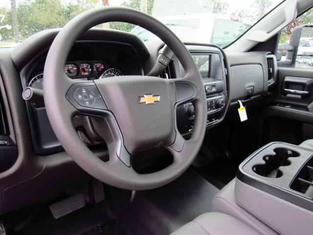 2018 Silverado 3500 Regular Cab DRW, Cab Chassis #JF132787 - photo 9