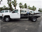 2018 Silverado 3500 Regular Cab DRW Cab Chassis #JF132787 - photo 3