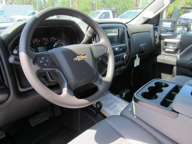 2018 Silverado 3500 Regular Cab DRW 4x4,  Action Fabrication Landscape Dump #JF133908 - photo 11