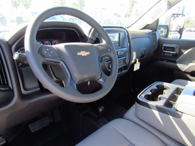 2018 Silverado 3500 Regular Cab 4x4 Cab Chassis #JF133908 - photo 8