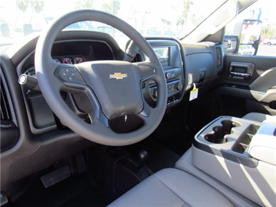2018 Silverado 3500 Regular Cab DRW 4x4 Cab Chassis #JF133908 - photo 8