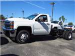 2018 Silverado 3500 Regular Cab 4x4 Cab Chassis #JF133908 - photo 1