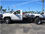 2018 Silverado 3500 Regular Cab DRW 4x4 Cab Chassis #JF133908 - photo 3
