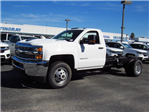 2018 Silverado 3500 Regular Cab 4x4 Cab Chassis #JF135774 - photo 1