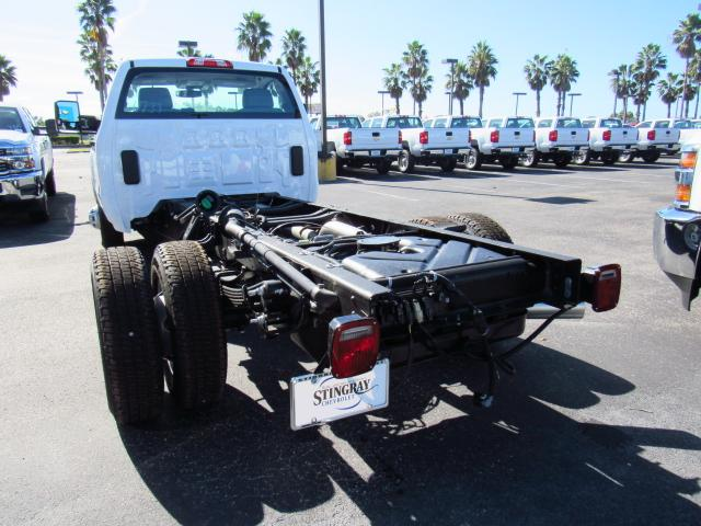 2018 Silverado 3500 Regular Cab DRW 4x4, Cab Chassis #JF136733 - photo 2
