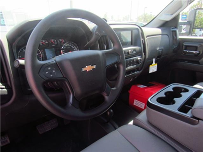 2018 Silverado 3500 Regular Cab DRW 4x4,  Knapheide Value-Master X Platform Body #JF136733 - photo 9