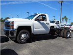 2018 Silverado 3500 Regular Cab 4x4 Cab Chassis #JF136733 - photo 1
