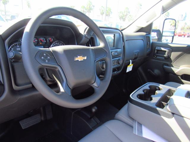 2018 Silverado 3500 Regular Cab 4x4 Cab Chassis #JF137323 - photo 8