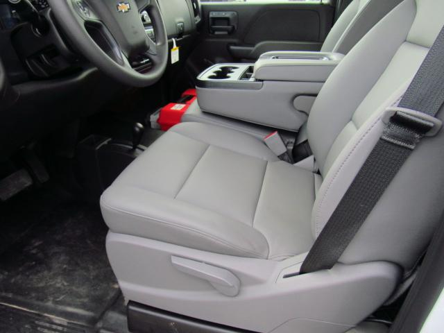 2018 Silverado 3500 Regular Cab DRW 4x4, Knapheide Platform Body #JF137323 - photo 5