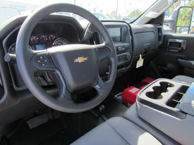 2018 Silverado 3500 Regular Cab DRW 4x4, Knapheide Platform Body #JF137323 - photo 10