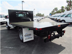 2018 Silverado 3500 Regular Cab DRW 4x4, Action Fabrication Platform Body #JF138069 - photo 1