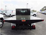 2018 Silverado 3500 Regular Cab DRW 4x2,  Action Fabrication Platform Body #JF153767 - photo 3