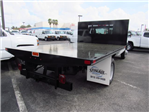 2018 Silverado 3500 Regular Cab DRW 4x2,  Action Fabrication Platform Body #JF153767 - photo 4
