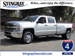 2018 Silverado 3500 Crew Cab 4x4, Pickup #JF205517 - photo 1