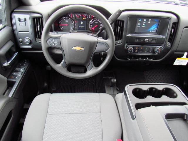 2018 Silverado 2500 Crew Cab 4x4, Pickup #JF214831 - photo 10