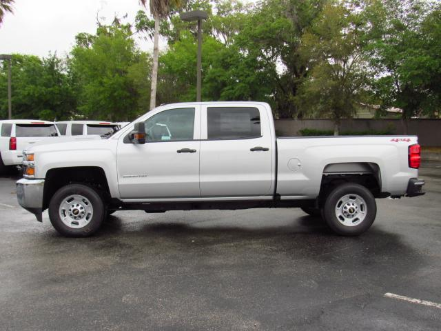 2018 Silverado 2500 Crew Cab 4x4, Pickup #JF214831 - photo 3
