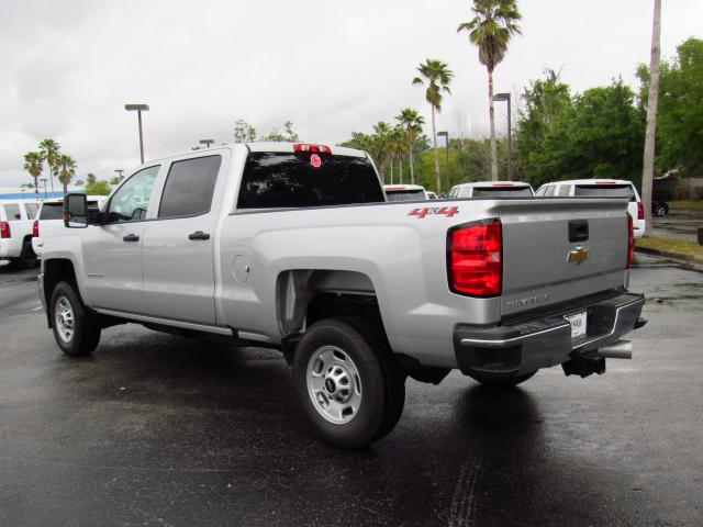 2018 Silverado 2500 Crew Cab 4x4,  Pickup #JF214831 - photo 2