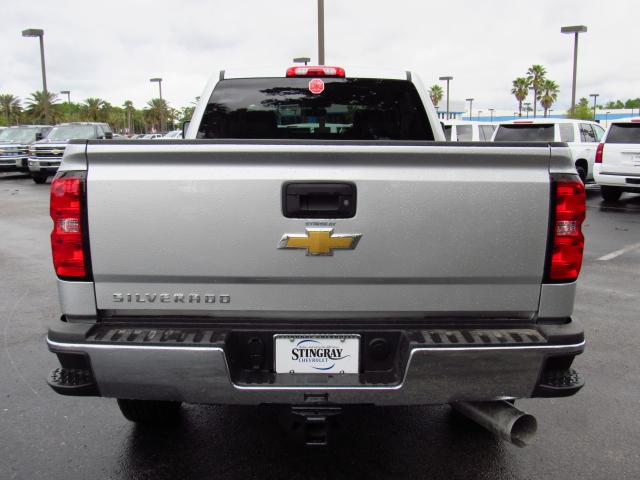2018 Silverado 2500 Crew Cab 4x4, Pickup #JF214831 - photo 4