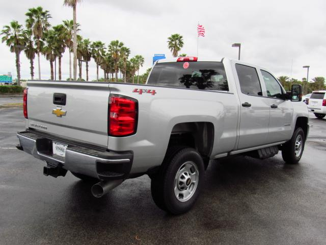 2018 Silverado 2500 Crew Cab 4x4, Pickup #JF214831 - photo 6