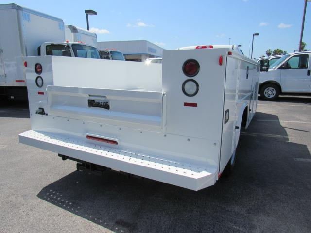 2018 Silverado 3500 Regular Cab DRW, Service Body #JF227958 - photo 5