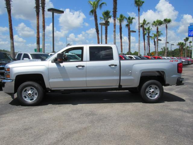 2018 Silverado 2500 Crew Cab 4x4,  Pickup #JF253946 - photo 3