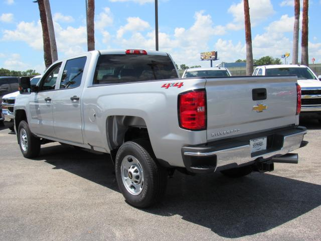 2018 Silverado 2500 Crew Cab 4x4,  Pickup #JF253946 - photo 2
