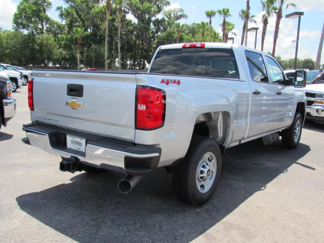 2018 Silverado 2500 Crew Cab 4x4,  Pickup #JF253946 - photo 6