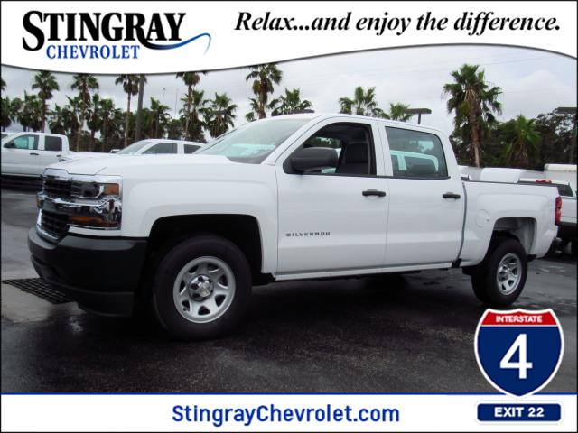 2018 Silverado 1500 Crew Cab Pickup #JG155678 - photo 1