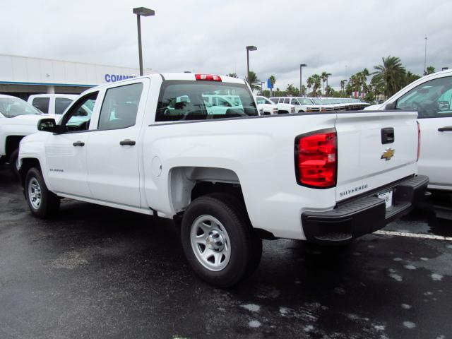 2018 Silverado 1500 Crew Cab Pickup #JG155678 - photo 2