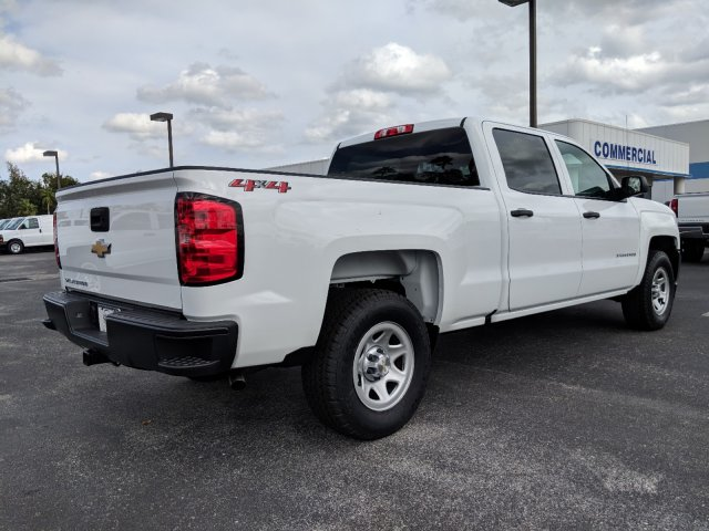 2018 Silverado 1500 Crew Cab 4x4,  Pickup #JG573412 - photo 2