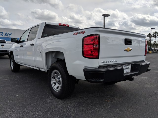 2018 Silverado 1500 Crew Cab 4x4,  Pickup #JG573412 - photo 5
