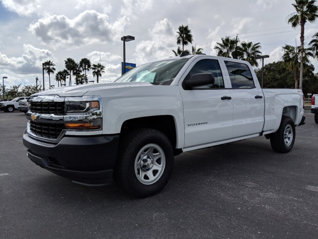 2018 Silverado 1500 Crew Cab 4x4,  Pickup #JG573412 - photo 6