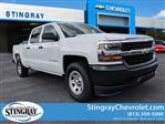 2018 Silverado 1500 Crew Cab 4x4,  Pickup #JG573412 - photo 1