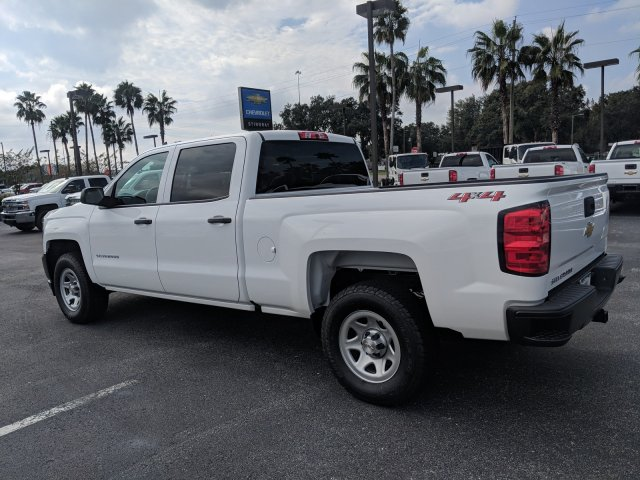 2018 Silverado 1500 Crew Cab 4x4,  Pickup #JG574840 - photo 6